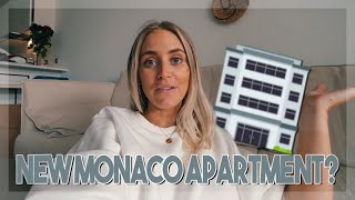 MONACO APARTMENT UPDATE!