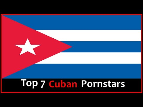 Top 7 Cuban Pornstars [ 18] from YouTube · Duration:  1 minutes 41 seconds