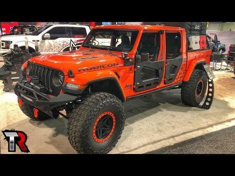 Jeep Gladiator Builds of SEMA 2019