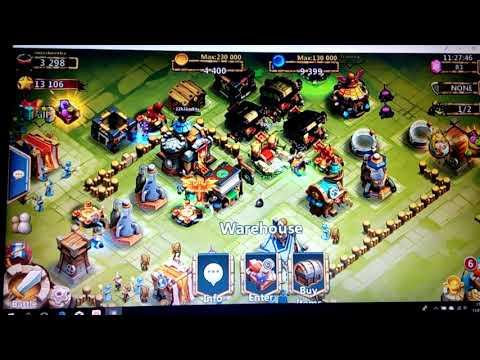 Castle Clash Na PC