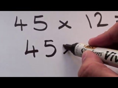 Maths Made Easy NZ: Multiplying 2 Digit Numbers Using Place Value