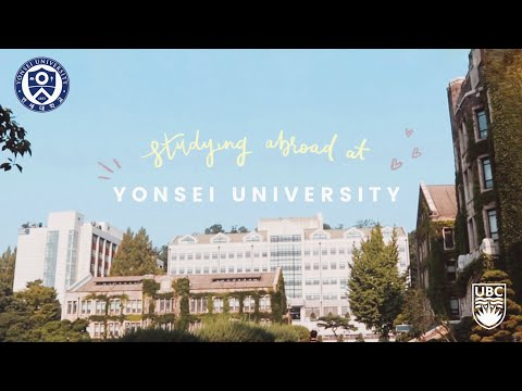 Day In A Life Of A Yonsei Exchange Student   YISS 2019