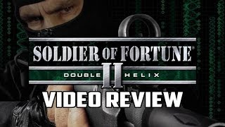 Soldier of Fortune II: Double Helix PC Game Review REDUX