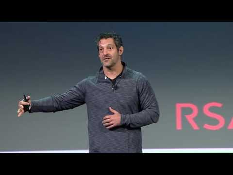 RSA's Amit Yoran on Business-Driven Security at RSA Charge 2016