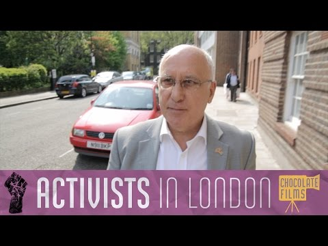 Tony Caccavone, London's Cuban revolutionary cabbie - Londoner #78