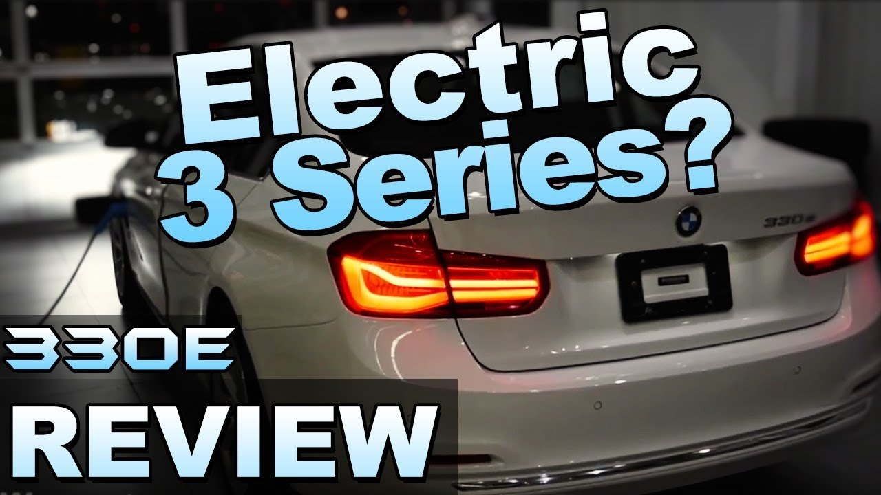 New Bmw 3 Series Electric 330e Full In Depth Review Everything