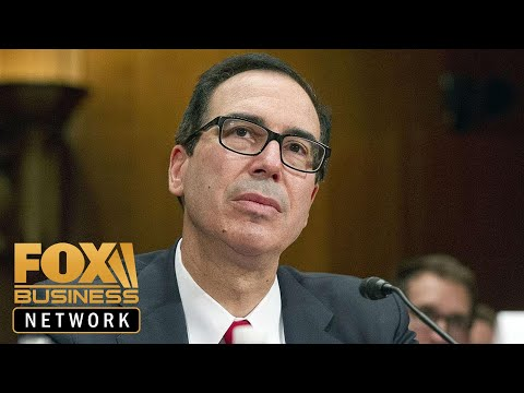 Mnuchin testifies on the 2020 Treasury budget