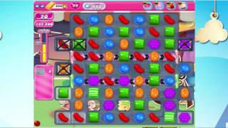 Candy Crush Saga level 553