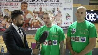 JAKE KELLY; SECOND PRO FIGHT, WILL FACE WILLIAM WARBURTON