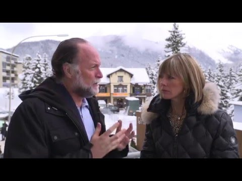 Davos 2016 Hub Culture Interview w Ricardo Hausmann of Harvard University
