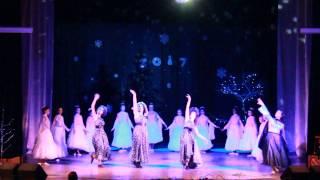 Танцевальная новогодняя сказка
