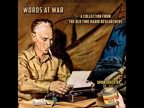 Words at War - Log Book - British Merchant Marine