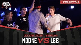 NOONE vs. LBB - Takeover Freestylemania | Berlin 22.06.19 (AF 7/8)