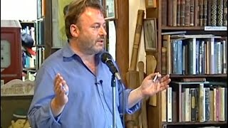 Christopher Hitchens -- Speaking Honestly About Hillary Clinton