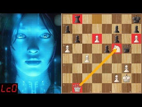 Neural Net AI Leela Zero Shows Imagination