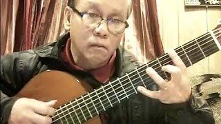 Nỗi Niềm (Tuấn Khanh) - Guitar Cover by Bao Hoang