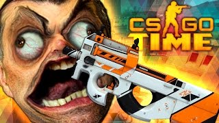 CS:GO TIME ★ P90 IN YO FACE! (Dumb & Dumber)