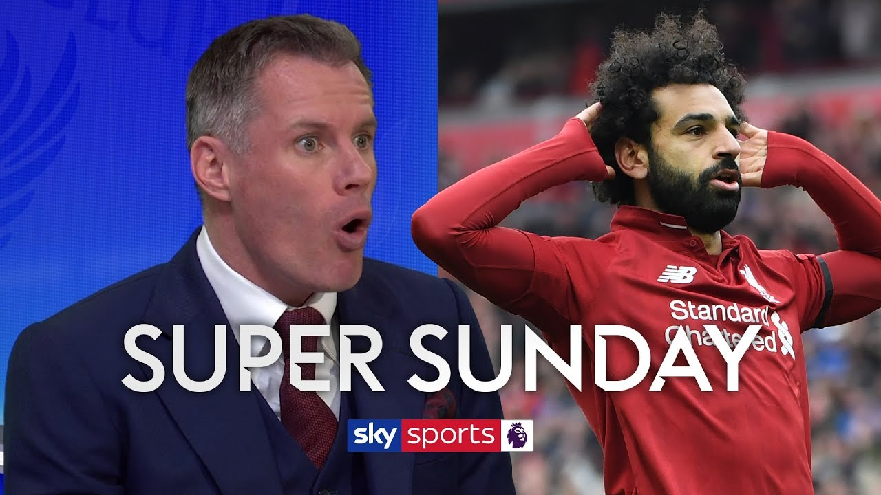 Who does Jamie Carragher think will win the Premier League? | Super Sunday
