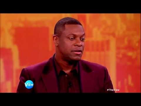 "Chris Tucker on His Family: ""I'm everything because of my family."""