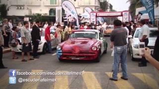 Carrera Panamericana 2012: etapa 1 de Veracruz a Oaxaca