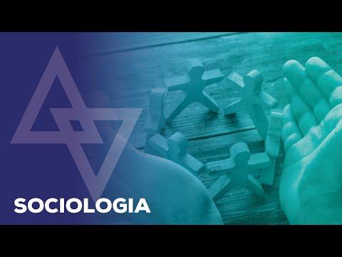 SOCIOLOGIA - Unidades I e II