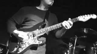 Chant Duplantier on the guitar