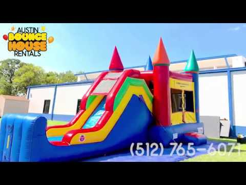 austin bounce house rentals awesome party rental inflatables in