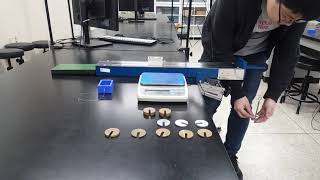 마찰계수측정실험 part 2