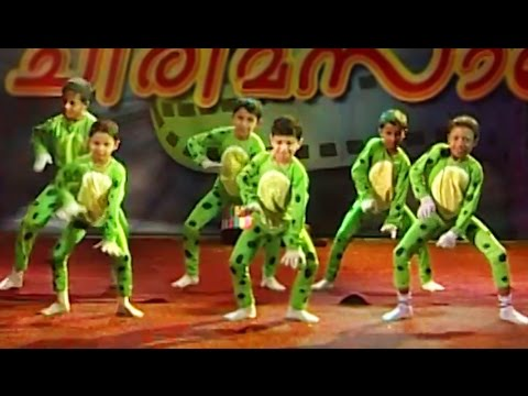 Wonderful Dance Performance By Kids | Crazy FROG Dance | Malayalam Comedy Stage Show 2016