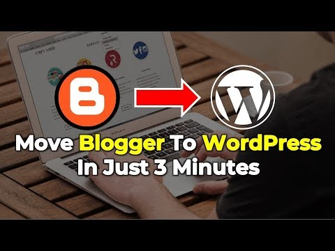 Migration From Blogger To WordPress