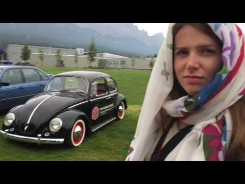 North America Trip - Vlog no. 1 - Alberta, Canada