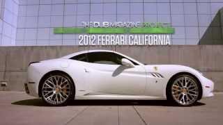 Ferrari California - The DUB Magazine Project