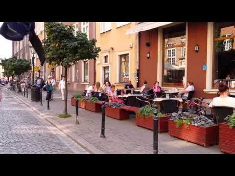 Gdansk / Danzig - Sightseeing with Tourguide