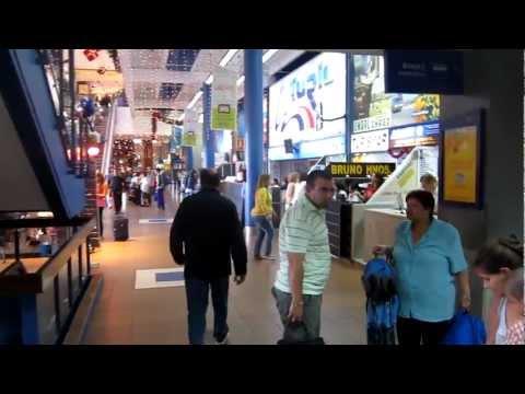 URUGUAY: Montevideo Tres Cruces Bus Terminal