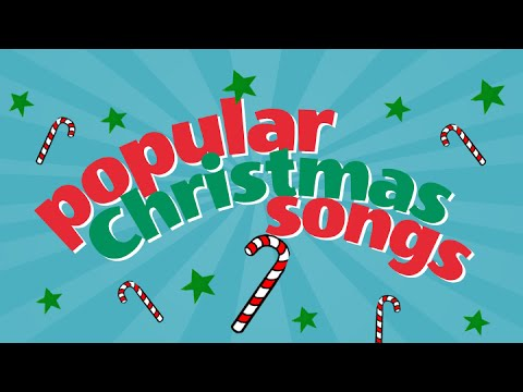 Popular Kids Christmas Songs & Carols Playlist | Children Love to ...