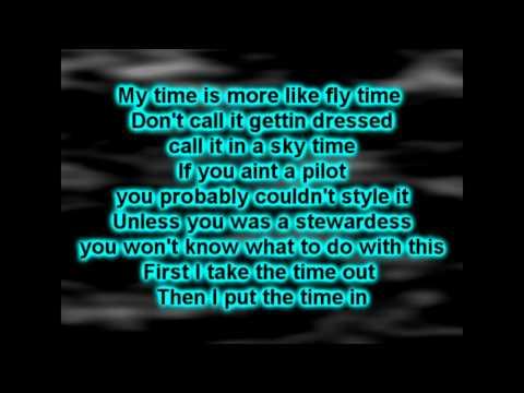 Fabolous Ft Jeremiah - My time Lyrics