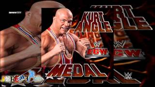 WWE: Medal ECW Remix (Kurt Angle) by Jim Johnston + Custom Cover and Link