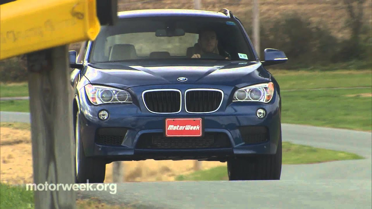 Road Test 2013 BMW X1