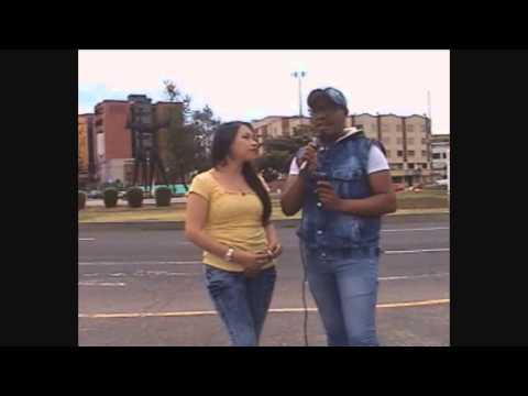 Entrevista Angie Dulce Cantautora