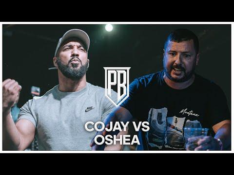 Premier Battles   Oshea vs Cojay   Rap Battle