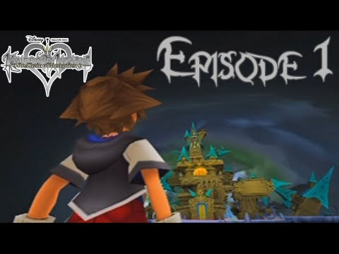 Kingdom Hearts: RE: Chain Of Memories - Episode 1 [Welcome to Castle Oblivion]