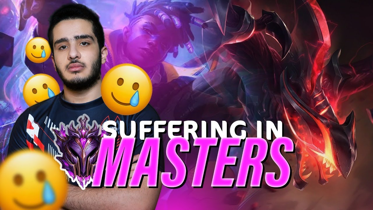 Download ANB RATED SUFFERING IN MASTER   معاناة الماستر ايلو   League of Legends