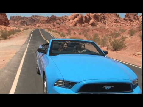 SNSD Yoona Driving In Las Vegas With Sooyoung