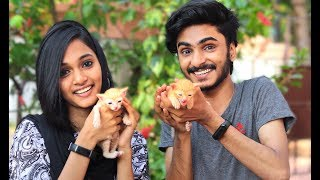 OUR NEW FAMILY MEMBER l നമ്മുടെ സ്വന്തം PET l UNBOXING DUDE l