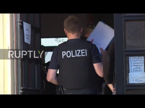 Germany: Police detain 60 in human trafficking raids