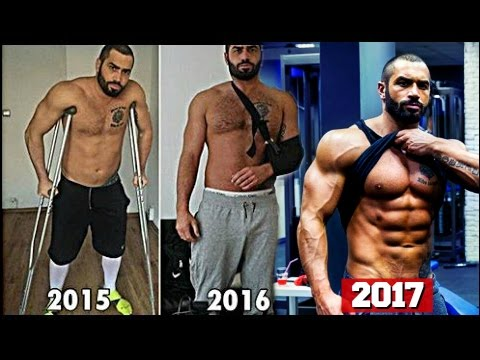 Lazar Angelov NEW Incredible Body Transformation After 4 Surgeries 2017 - Best Motivational Video