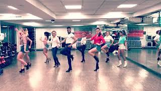 Candyman - Christina Aguilera coreografia
