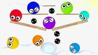 Juegos Para Niños Pequeños - Rotate Roll - Videos Para Niños