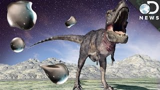 Did Dark Matter Kill The Dinosaurs?