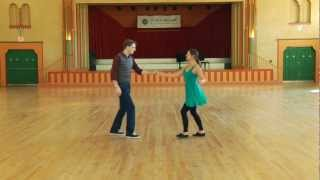 Five(ish) Minute Dance Lesson - Swing!: Lesson 1: East Coast Swing